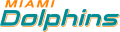Miami Dolphins 2013-Pres Wordmark Logo 03 iron on transfer
