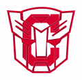 Autobots Cleveland Indians logo iron on transfers
