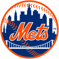 New York Mets 1999-Pres Primary Logo decal sticker
