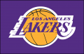 Los Angeles Lakers 2002-Pres Primary Dark Logo decal sticker