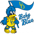 Delaware Blue Hens 1999-Pres Mascot Logo 07 decal sticker