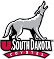South Dakota Coyotes 2004-2011 Secondary Logo 01 iron on transfer
