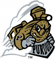 Purdue Boilermakers 1996-2011 Alternate Logo 04 iron on transfer
