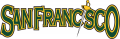 San Francisco Dons 2001-2011 Wordmark Logo iron on transfer
