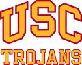 Southern California Trojans 2000-2015 Wordmark Logo 05 iron on transfer
