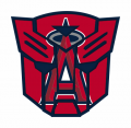 Autobots Los Angeles Angels of Anaheim logo iron on transfers