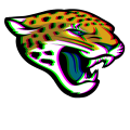 Phantom Jacksonville Jaguars logo iron on transfer