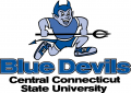 Central Connecticut Blue Devils 1994-2010 Primary Logo iron on transfer