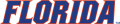 Florida Gators 2013-Pres Wordmark Logo 04 decal sticker