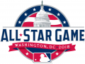 MLB All-Star Game 2018 decal sticker