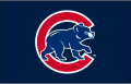 Chicago Cubs 2003-2006 Jersey Logo iron on transfer