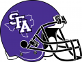 Stephen F. Austin Lumberjacks 2012-Pres Helmet iron on transfer