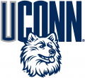 UConn Huskies 1996-2012 Alternate Logo 04 decal sticker