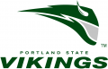 Portland State Vikings 1999-2015 Primary Logo decal sticker