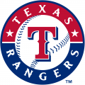 Texas Rangers 2003-Pres Primary Logo decal sticker