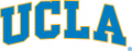UCLA Bruins 1996-Pres Wordmark Logo 01 decal sticker