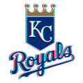 Phantom Kansas City Royals logo decal sticker