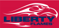 Liberty Flames 2004-2012 Alternate Logo 03 iron on transfer