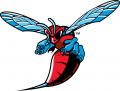 Delaware State Hornets 2004-Pres Primary Logo iron on transfer