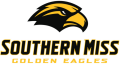 Southern Miss Golden Eagles 2015-Pres Primary Logo decal sticker