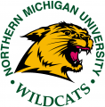 Northern Michigan Wildcats 1993-2015 Primary Logo iron on transfer