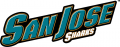 San Jose Sharks 2007 08-Pres Wordmark Logo 03 iron on transfer