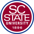 South Carolina State Bulldogs 2000-Pres Alternate Logo decal sticker