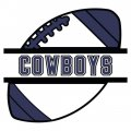 Football Dallas Cowboys Logo iron on transfer