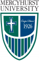 Mercyhurst Lakers 2012-Pres Alternate Logo 01 decal sticker