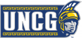 NC-Greensboro Spartans 2001-Pres Wordmark Logo 02 decal sticker