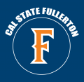 Cal State Fullerton Titans 1992-Pres Alternate Logo 03 decal sticker