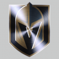 Vegas Golden Knights Stainless steel logo decal sticker