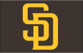 San Diego Padres 2020-Pres Cap Logo 02 decal sticker