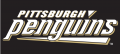 Pittsburgh Penguins 2002 03-2008 09 Wordmark Logo decal sticker