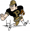 Purdue Boilermakers 1996-Pres Mascot Logo iron on transfer