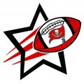 Tampa Bay Buccaneers Football Goal Star iron on transfer