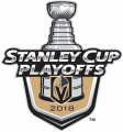 Vegas Golden Knights 2017 18 Event Logo iron on transfer