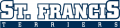 St. Francis Terriers 2001-2013 Wordmark Logo iron on transfer
