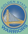 golden state warriors 2011-pres primary plastic effect logo iron on transfer