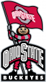 Ohio State Buckeyes 2003-2012 Mascot Logo 01 iron on transfer