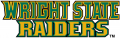 Wright State Raiders 2001-Pres Wordmark Logo 04 decal sticker