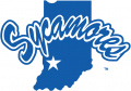 Indiana State Sycamores 1991-Pres Primary Logo decal sticker
