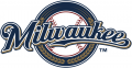 Milwaukee Brewers 2000-2019 Alternate Logo 02 decal sticker
