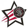 Toronto Raptors Basketball Goal Star decal sticker