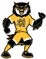 Kennesaw State Owls2012-Pres Mascot Logo 02 decal sticker