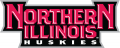 Northern Illinois Huskies 2001-Pres Wordmark Logo 02 decal sticker