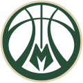 Milwaukee Bucks 2016-Pres Alternate Logo decal sticker