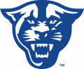 Georgia State Panthers 2014-Pres Secondary Logo iron on transfer