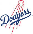 Los Angeles Dodgers 2012-Pres Primary Logo decal sticker