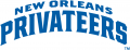 New Orleans Privateers 2013-Pres Wordmark Logo 04 decal sticker